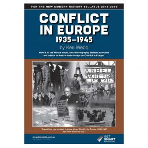 Conflict in Europe Ken Webb