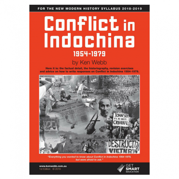 Conflict in Indochina 1954-1979 by Ken Webb