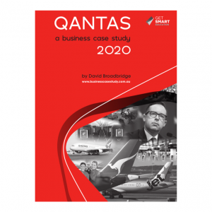 QANTAS A Business Case Study David Broadbridge