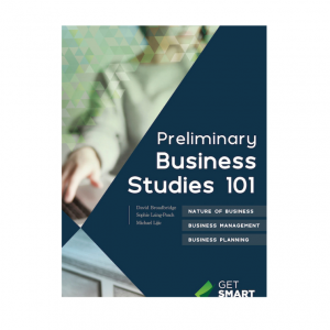 Preliminary Business Studies 101 by David Broadbridge, Sophie Laing Peach & Michael Lijic