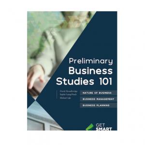 Preliminary Business Studies 101 by David Broadbridge, Sophie Laing Peach & Michael Lijic