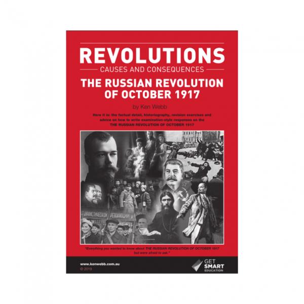 The Russian Revolution by Ken Web